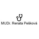 MUDr. Renata Pešková – logo společnosti