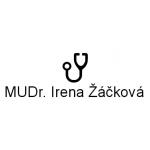 MUDr. Irena Žáčková – logo společnosti