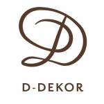 D-dekor s.r.o. – logo společnosti