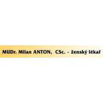 MUDr. Milan Anton,CSc. – logo společnosti