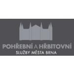 Pohřební a hřbitovní služby města Brna, a.s. – logo společnosti