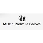 MUDr. Radmila Gálová s.r.o. – logo společnosti