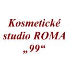 """Schöllerová Romana, Ing.- Kosmetické studio ROMA """"99"""" – logo společnosti"""