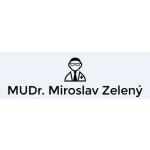MUDr. Miroslav Zelený – logo společnosti