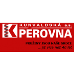 Kunvaldská a.s. – logo společnosti