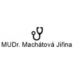 MUDr. Machátová Jiřina – logo společnosti