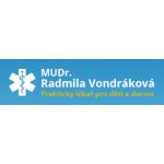 MUDr. Radmila Vondráková – logo společnosti