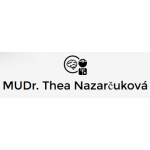 MUDr. Thea Nazarčuková – logo společnosti