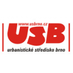 Urbanistické středisko Brno,spol. s r.o. – logo společnosti