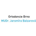 MUDr. Jaromíra Balzarová - ortodoncie Brno – logo společnosti