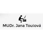 MUDr. Jana Toušová – logo společnosti