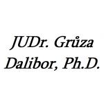 JUDr. Grůza Dalibor, Ph.D. – logo společnosti