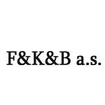 F&K&B a.s. - stavební firma, projekční a obchodní společnost – logo společnosti