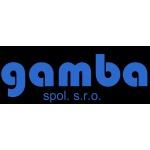 GAMBA spol. s r.o. – logo společnosti