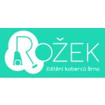 Rožek Miroslav- Čištění koberců – logo společnosti