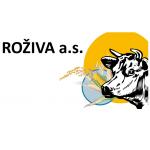 ROŽIVA a.s. – logo společnosti