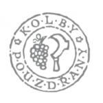 KOLBY a.s. – logo společnosti
