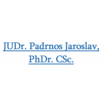 JUDr. Padrnos Jaroslav, PhDr. CSc. – logo společnosti