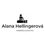 Alana Hellingerová, rehabilitační pracovnice – logo společnosti