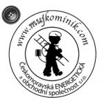 Českomoravská ENERGETICKÁ a obchodní společnost s.r.o., – logo společnosti