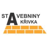 STAVEBNINY KŘIVKA – logo společnosti
