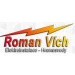 Vích Roman - Elektroinstalace – logo společnosti