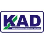 KAD, spol. s r.o. Krkonošská automobilová doprava Vrchlabí – logo společnosti