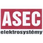 ASEC - elektrosystémy s.r.o. – logo společnosti