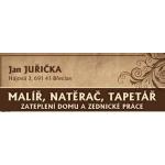 Juřička Jan - Malíř, natěrač a tapetář – logo společnosti