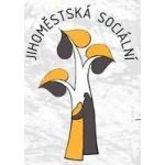 Jihoměstská sociální a.s. – logo společnosti