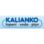 Kalianko Radim - voda, plyn, topení – logo společnosti