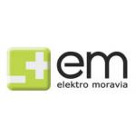 Elektro Moravia, s.r.o. – logo společnosti