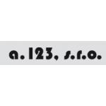 a.123, s.r.o. – logo společnosti