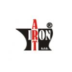 IRON-ART s.r.o. - Výroba kovaného kovového nábytku – logo společnosti