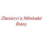 Hašková Hana- Zlatnictví u Měnínské Brány – logo společnosti