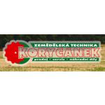 Zemědělská technika Koryčánek – logo společnosti