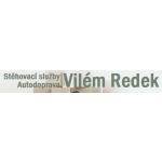 Vilém Redek- Autodoprava - Stěhování REDEK – logo společnosti