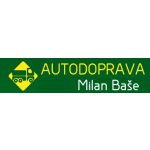 Milan Baše - autodoprava (provozovna Praha 8) – logo společnosti