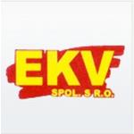 Elektromontážní firma EKV spol. s r.o. – logo společnosti