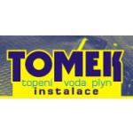 Tomek Jiří - Voda, topení, plyn – logo společnosti
