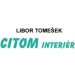 Tomešek Libor- CITOM interiér – logo společnosti