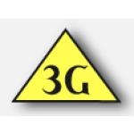3G Praha s.r.o. - geodetická kancelář – logo společnosti