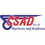 ČSAD s.r.o. Rychnov n. Kn. – logo společnosti