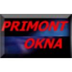 PRIMONT, spol. s r.o. - okna, dveře – logo společnosti