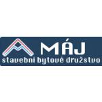 MÁJ, stavební bytové družstvo – logo společnosti