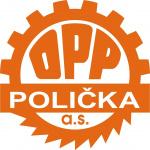 Oblastní průmyslový podnik Polička a.s. – logo společnosti