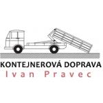 Kontejnerová doprava Ivan Pravec – logo společnosti
