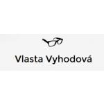 Vlasta Vyhodová- Oční optik – logo společnosti