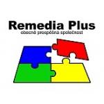 REMEDIA PLUS o.p.s. – logo společnosti