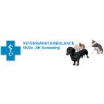 MVDr. Jiří Svobodný - Veterinární ambulance – logo společnosti